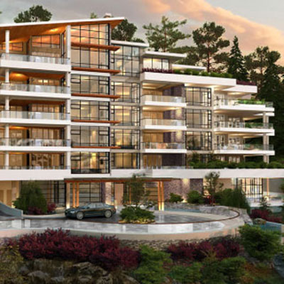 The Peak Live Project byBritish Pacific Properties Ltd